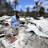 'Devastated': Bushfires destroy at least 45 homes in northern NSW