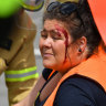 Blood on the tarmac: Avalon Airport tests emergency response
