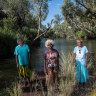 Fractured future: Water fears as drilling for gas begins in the NT