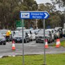 Shepparton grinds to a halt with COVID outbreak