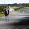 'We want to see change': Calls to slash speed on Mornington Peninsula