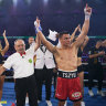 Tim Tszyu aims for world title - and then to become unified world champion