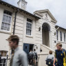 Multimillionaire neighbour takes Scots College to court over boost to student cap