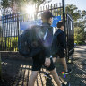 NSW government cracks down on schools in the fight against COVID-19