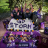 'Our thing': Storm fans prepare to watch games from home