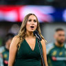 Latrell Mitchell slams dual anthem but 'goosebumps' for Ella and Beale