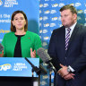 LNP president quits job with Clive Palmer