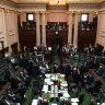 MPs sent home: Victorian Parliament off until further notice