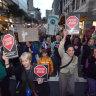 Anti-Adani activists to block Brisbane CBD traffic during evening peak hour