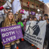 NSW is one step closer to abortion on demand - for any reason