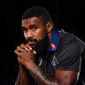 Tired but wired: Koroibete eyes Wallabies return after birth of son