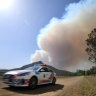 Entire suburb of Tewantin evacuated as bushfires burn in region