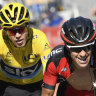 Porte blasts treatment of Sky at Tour