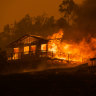 Bushfires could trigger mental health issues for thousands of children