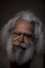 Jack Charles: keen to get back into prisons and share what he has learnt.