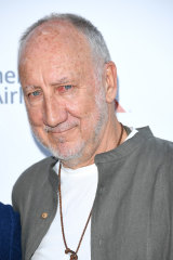 Pete Townshend decided that ''if I could do it, then I should.''