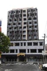 The Marsden Hotel.