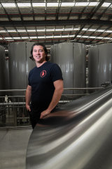 Paul Bowker has built Brick Lane to accommodate contract brewers.