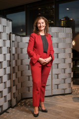 PricewaterhouseCoopers' human resources manager, Dorothy Hisgrove: 'It's about choice and discretion, not feeling like you're mandated one way or another.'