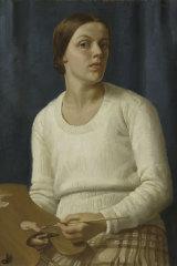 Nora Heysen, 'Self-portrait' 1932.