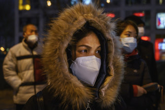 There are signs the coronavirus outbreak may have peaked in China.