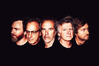 Crowded House are back with a new lineup and their first new music in over a decade.