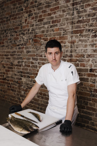 Josh Niland won book of the year at the prestigious James Beard Awards in the US.