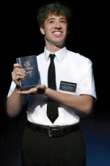 The book of mormon african song