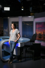 Virginia Trioli has spoken about the importance of owning your professional mistakes.