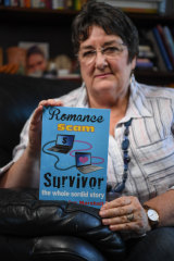 Jan Marshall has channelled her fury into a blog and a book and regards herself as a survivor.