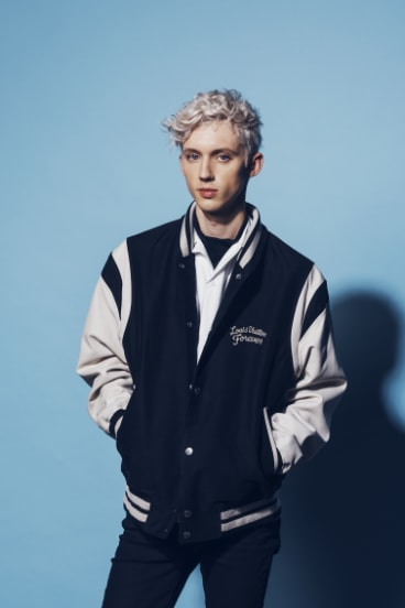 Sivan says he tries to politely step away from the label 'gay icon'.