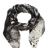 "AJE x Brett Whiteley Studio ""The Starry Night"" scarf."