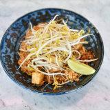 BangPop's prawn pad Thai.