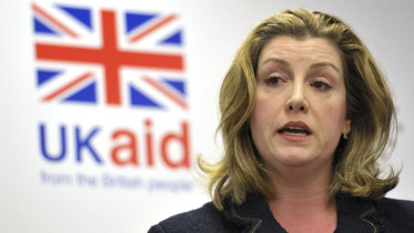 Britain's International Development Secretary Penny Mordaunt is demanding that Oxfam show moral accountability and provide full disclosure about the case.
