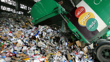 Wheelie Waste has told two Victorian councils it will stop collecting rubbish bins.