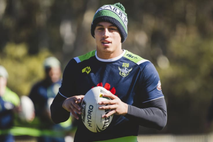 Can Joe Tapine become an NRL superstar?