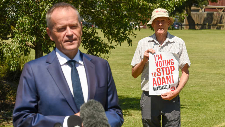The Adani coal mine proposal has encountered strong public opposition.