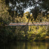 Studley Park is a great place to go for a walk.