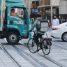 How to jaywalk, cycle and drive near Sydney's new light rail - legally