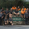 'We're so deeply grateful': Mogo's grit lauded as zoo reopens after fires
