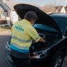 Sydney's motorists are still suffering breakdowns despite the lockdown
