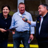 Coalition relying on Berejiklian's popularity to win Upper Hunter byelection