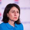 NSW Premier Gladys Berejiklian has revealed the state's full roadmap out of lockdown