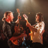 'It can be a strain': how muso brothers Josh and Sam Teskey survive on the road