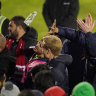 Hume to ban bottle throwers, apologise to Mariners and FFA