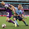 Perth Glory boo-boys motivated me to take a penalty: Rhyan Grant