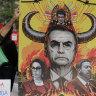 Following Trump's cue, Brazil's Jair Bolsonaro clouds vote with fraud claims