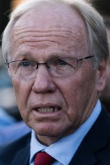 Peter Beattie was ARLC chairman for two years – the period when spending at head office was most rampant.