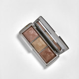 Hourglass Ambient Metallic Strobe  Lighting Palette, $103.
