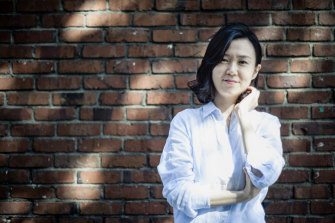 Cho Nam-Joo says her novel about an ordinary woman made people speak out.